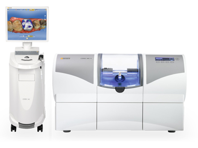 cerec scan machine